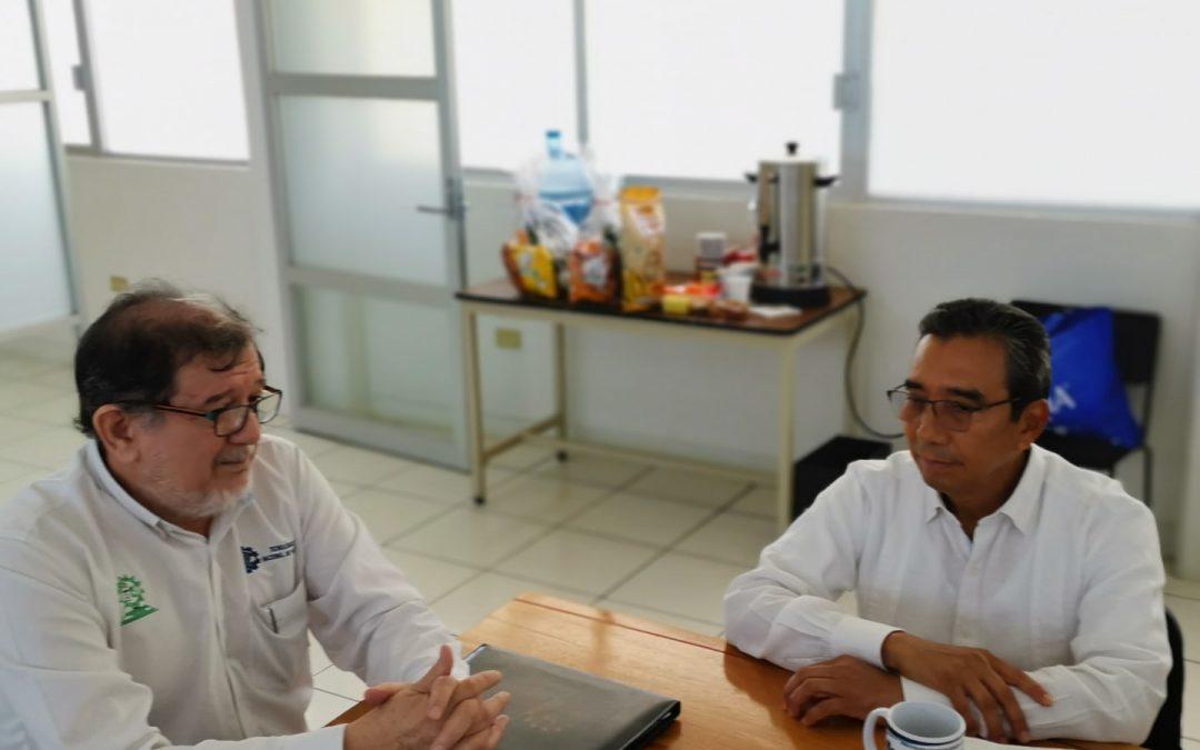 TECNOLÓGICO NACIONAL DE MÉXICO CAMPUS TECNOLÓGICO ZONA OLMECA, FIRMA ACUERDO DE COLABORACIÓN CON INDUSTRIAS CHARRICOS.